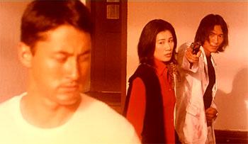 Favorite Hong Kong actresses: Almen Wong in Her Name Is Cat